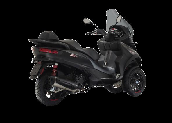 Moto Piaggio MP3 500
