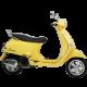 Vespa VXL 150 amarilla